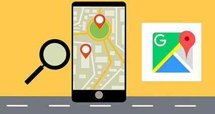 Google Maps illustration